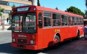 Autobús 708 de la EMT, de nuestra asociación